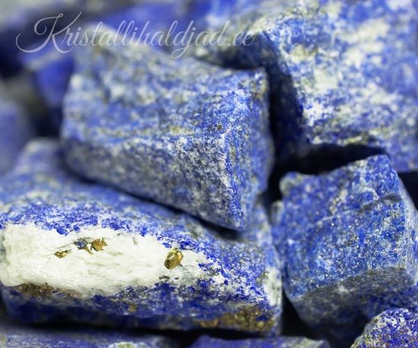 lapis lazuli toorkivi