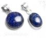 Lapis lazuli ehk lasuriit hõberipats