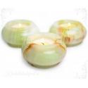Oonüks-marmor küünlaalus väike