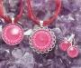 Rubiin kristallimandala ehted