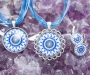 Sodaliit kristallimandala ehted