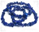 Lapis lazuli ehk lasuriit käevõru tšipsidest A-klass