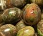 Rüoliit ehk vihmametsa jaspis lihvitud
