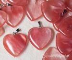 Kirsikvarts ripats süda