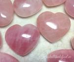 Roosa kvarts kristallsüda