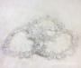 Mäekristall käevõru tšipsidest