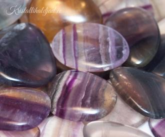 Fluoriit lapik kivi
