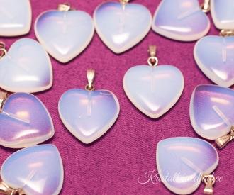 Opaliit ripats süda