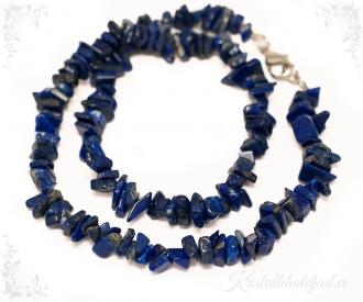Lapis lazuli ehk lasuriit kaelakee tšipsidest