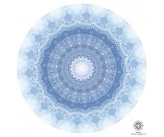 Tselestiit kristallimandala