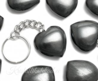 Hematiit võtmehoidja süda