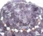 Pärlid ja korall kaelakee