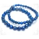 Lapis lazuli ehk lasuriit käevõru fassetitud