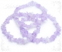 Lavendel kvarts käevõru tšipsidest