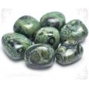 Kambaba jaspis ehk stromatoliit lihvitud kivi