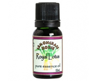 Lootos. Royal Lotus eeterlik õli 10 ml