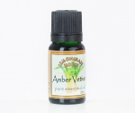 Vetiver Amber eeterlik õli 10 ml