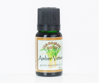 Vetiver Amber eeterlik õli 10 ml