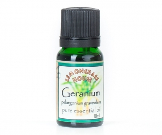 Pelargoon. Geranium eeterlik õli 10 ml