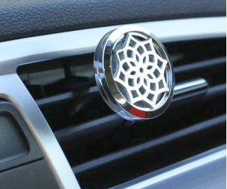 Aroomidifuuserid autosse