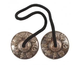 "Tingsha ehk Tiibeti kellad ""Ashtamangala"""