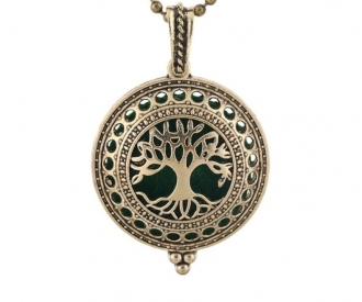 Aroomidifuuserid, medaljon ketiga 4