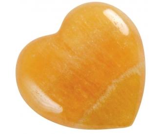 Kollane kaltsiit kristallsüda