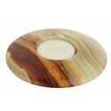 Oonüks-marmor küünlaalus