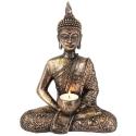 Buddha kuju küünlaalusega