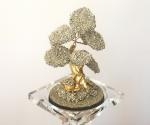 Püriit bonsai küllusepuu