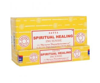 Viirukid Satya. Spirituaalne tervendus