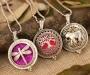 Aroomidifuuserid, vaskne medaljon ketiga