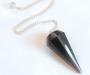 Leiunurk: Suitskvarts pendel 12-tahuline kuuliga, defekt