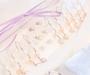 Pärlid hõbekõrvarõngad