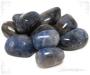 Leiunurk: Safiir sinine lihvitud, defektiga