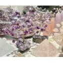 Ametüst kristallipuu ametüst kobaral