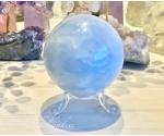Kaltsiit sinine kuul 6 cm ja 6,4 cm