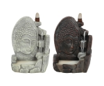 Viirukialus Buddha, backflow koonusviirukile