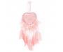 Unenäopüüdja roosa pitsiline süda