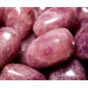 Leiunurk: Maasika kvarts lihvitud, defektiga