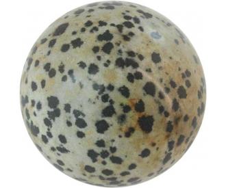 Dalmaatsia jaspis kuul
