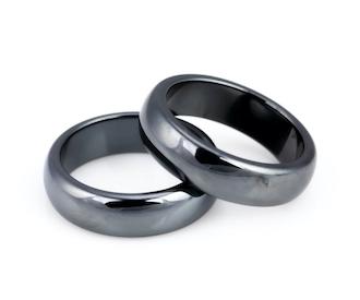 Hematiit sõrmus 1