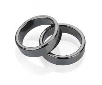 Hematiit sõrmus 2