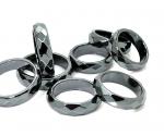Hematiit sõrmus 3