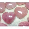 Roosa kvarts kristallsüda 1