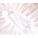 Mäekristall pendel 12-tahuline kuuliga