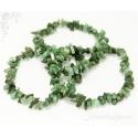 Smaragd käevõru tšipsidest AA-klass